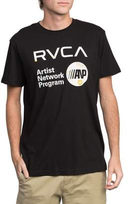 RVCA ANP Fill Graphic T-Shirt