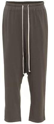Rick Owens Cropped cotton pants