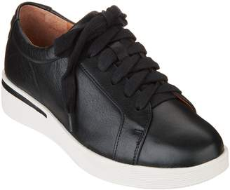 Kenneth Cole Gentle Souls By Gentle Souls Leather Lace-up Sneakers - Haddie