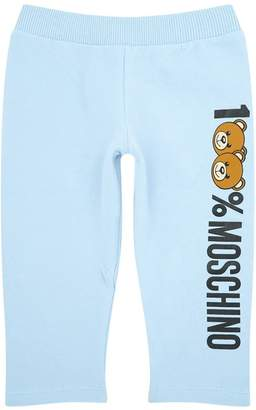 Moschino 100% Sweatpants