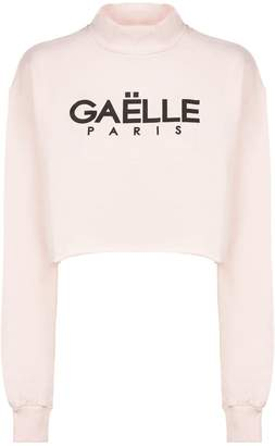 Gaelle Bonheur Cropped Sweater