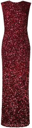 Alice + Olivia Alice+Olivia fitted sequin dress