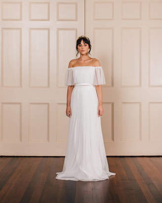story. Of My Dress Florrie Lace Or Polka Dot Tulle Bridal Separates Skirt