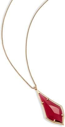Kendra Scott Damon Long Pendant Necklace