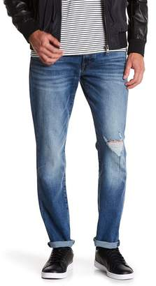 "Lucky Brand 121 Slim Jeans - 30-34"" Inseam"