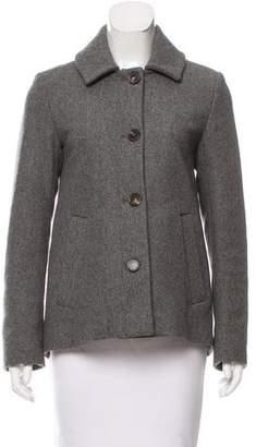 Derek Lam Wool Knit Coat
