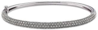 Diamond Select Cuts 14K 0.87 Ct. Tw. Diamond Bangle