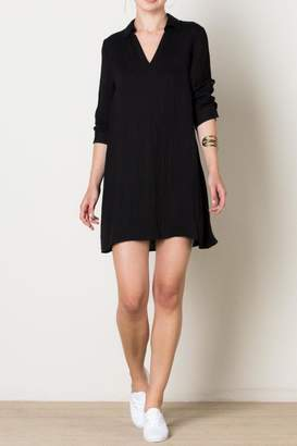 THML Clothing Collared Shift Dress