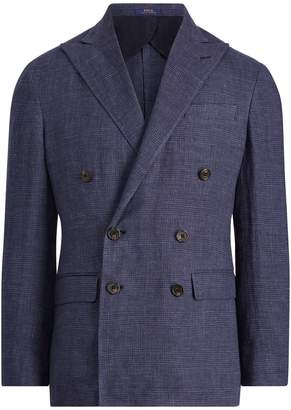 Ralph Lauren Morgan Glen Plaid Sport Coat
