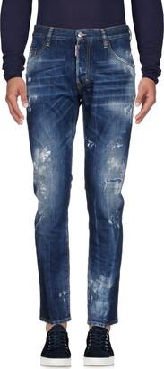 DSQUARED2 Denim pants - Item 42681579HP