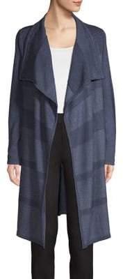 INC International Concepts Open-Front Longline Cardigan
