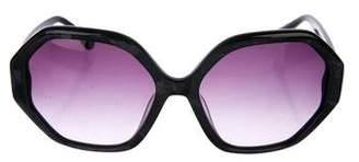 Derek Lam Stormy Gradient Sunglasses