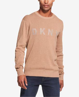 DKNY Men Logo Sweater