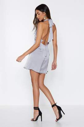 Nasty Gal I'm Cut-Out of Here Mini Dress