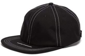 United Standard - Contrast Stitch Logo Baseball Cap - Mens - Black