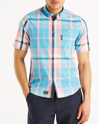 Voi Jeans Carnival Check Shirt Long