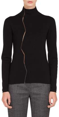Akris Marble Cashmere Blend Sweater
