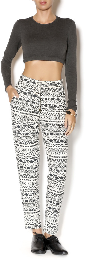 POL Different Directions Pant