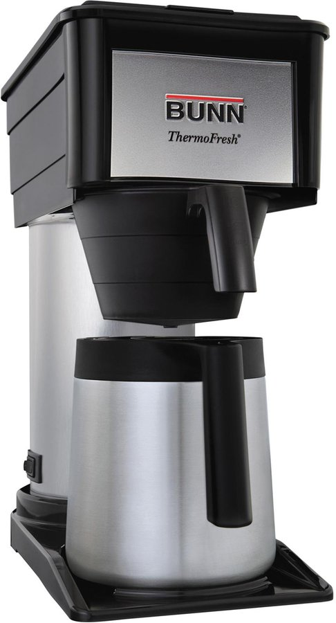 Bunn Thermal Carafe Home Coffee Brewer - Black - BT