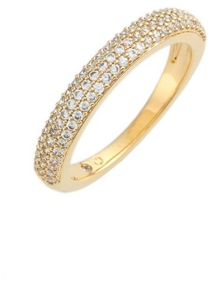 Women's Nadri Stackable Pave Cubic Zirconia Ring $34.80 thestylecure.com