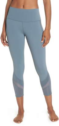 Alo Elevate High Waist Capri Leggings