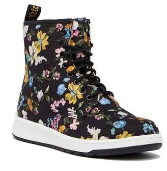 Dr. Martens Newton Floral Canvas Boot