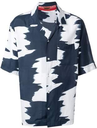 Missoni tie-dye print shirt
