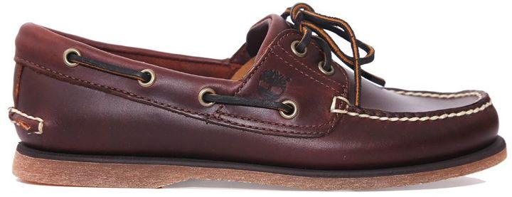 TimberlandTimberland - Men's Classic 2-eye Boat Shoe