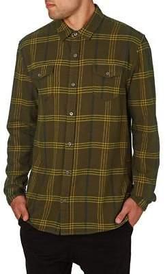 Swell Shirts Wilderness Shirt - Mocha