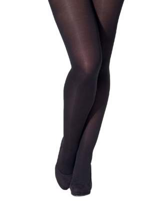 71d43404e Miss Naughty Italian Luxury 50 Denier Opaque Crotchless Tights