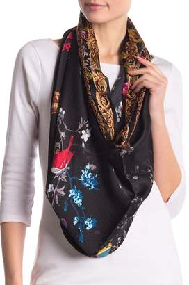cc20306811f77f Ted Baker Opulent Print Cape Scarf