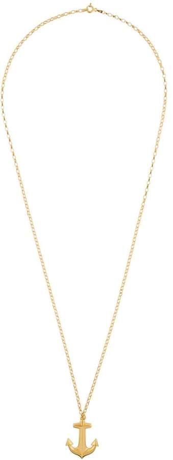True Rocks Anchor necklace