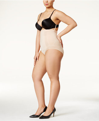 SPANX Plus Size Extra Firm Control Oncore High-Waist Brief PS1815 $66 thestylecure.com