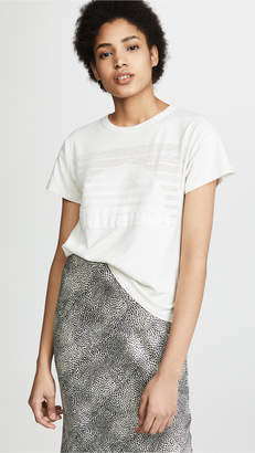 Rag & Bone Bahamas Burnout Tee