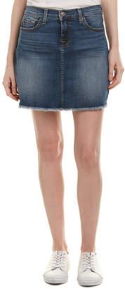 7 For All Mankind Seven 7 Mini Skirt