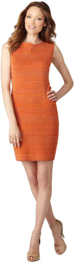 EXCLUSIVELY MISOOK Sleeveless Printed Dress