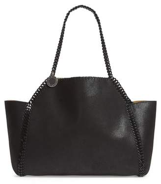 Stella McCartney Falabella Small Reversible Faux Leather Tote