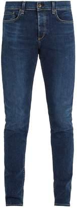 Rag & Bone Mid-rise skinny-leg jeans