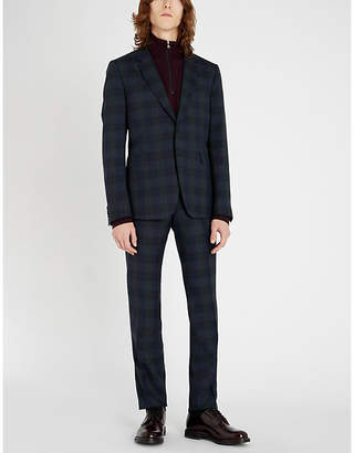 Paul Smith Kensington-fit wool suit