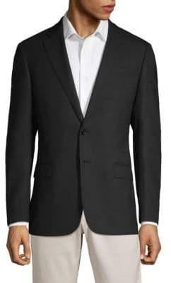 Giorgio Armani Classic-Fit Wool Jacket