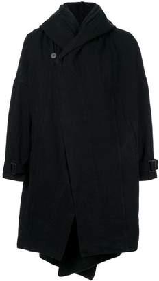 Isabel Benenato detachable lining coat