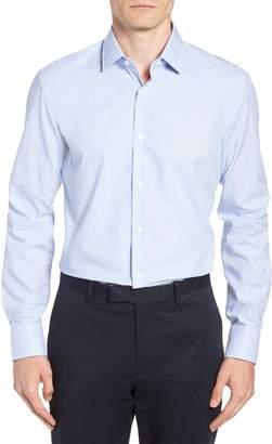 BOSS Jesse Slim Fit Stripe Dress Shirt