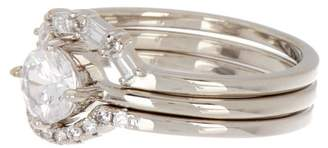 Nordstrom Rack CZ Ring Stack - Set of 3