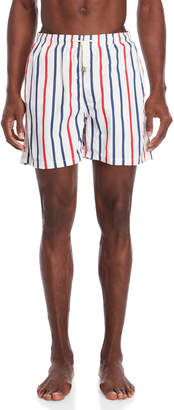 Solid & Striped The Classic Stripe Board Shorts