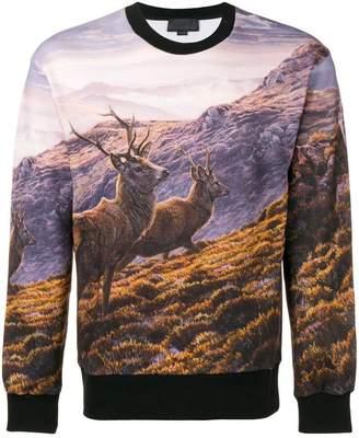 Stella McCartney landscape sweatshirt