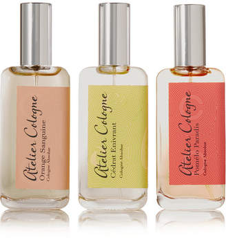 Atelier Cologne Jewel Birthday Cologne Absolue, 3 X 30ml - Colorless