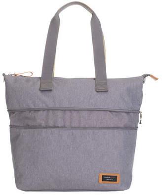 Storksak Travel Expandable Diaper Tote Bag