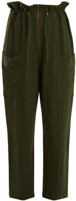 Apiece Apart Relaxed-leg wool trousers