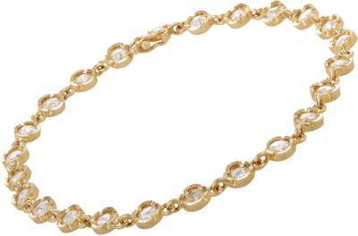 Irene Neuwirth Diamond Collection Rose Cut Diamond Small Link Bracelet