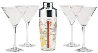 Equipment Luminarc Martini Glass Cocktail Making Set